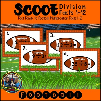 Football Scoot Game For Division