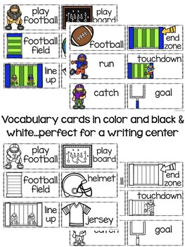 Football Shared Reading Read & Sing Early Reader