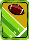 Football Sign-in/Lunch Count for the Smartboard