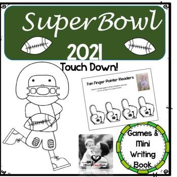 Super Bowl Football Fun 2018