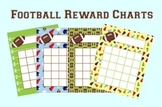 Football Theme Incentive Reward Charts