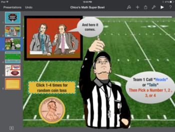 (Dollar Game) Football Theme Powerpoint Game for Test Review Fun