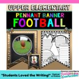 Football Themed Activity: Football Banner: Football Writin