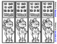 Football Themed B & W Bookmarks - Suitable for ANY TEAM and Boys or Girls