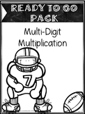 Ready to Go: Multi-Digit Multiplication Pack