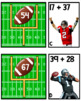 Football Toss-Addition Center with Regrouping