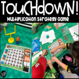 Football Touchdown Multiplication Strategy Game