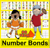 Fact Families For Addition and Subtraction - Football Theme