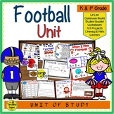 Football Unit: Activities & Cente