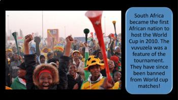 Football World Cup 2018 Presentation