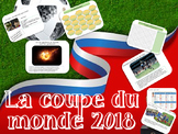 World Cup in French - Coupe du Monde interactive activities