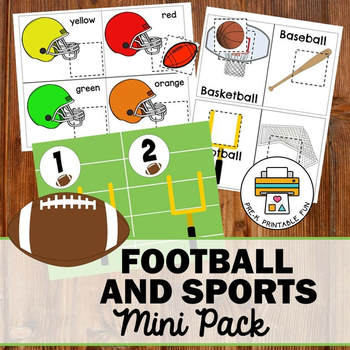Football and Sports Mini Pack
