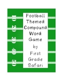 Football - themed Compound Word Game