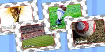 Football/World Cup Display Photos