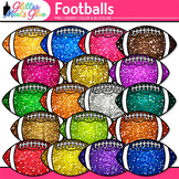 Football Clip Art: Physical Education Graphics {Glitter Meets Glue}