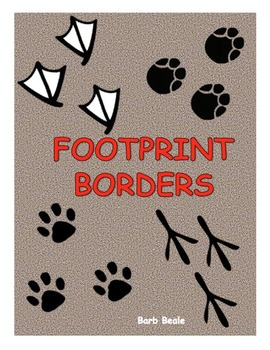 Footprint Borders - 25 files