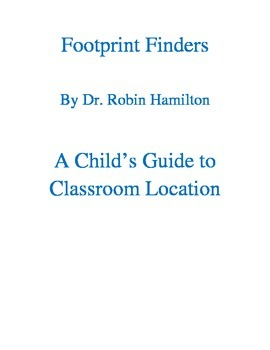Footprint Finders: A Child's Guide to Classroom Location