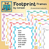 Footprints Clip Art