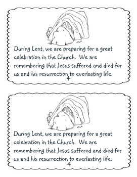 Lent for Little Learners