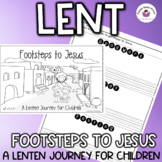 Lent and Stations of the Cross Catholic Christian Lessons