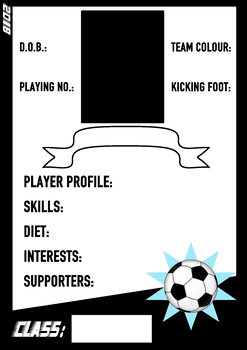 Footy Card Class Profile