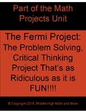 The Fermi Project: All-Inclusive Problem Solving, Critical
