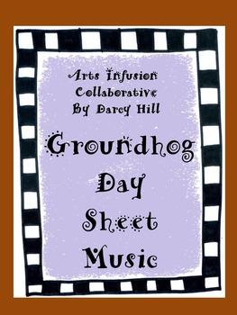 Groundhog Day Sheet Music