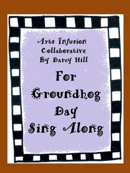 Groundhog Day Music Sing Along mp4 File