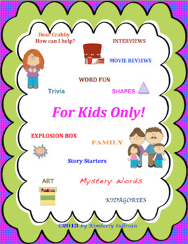 Back to School FOR KIDS ONLY Sight Words Guided Reading  Math + Literacy Centers