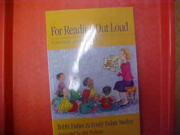 """""""For Reading Out Loud"""" by B. Fisher"""