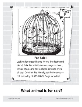 For Sale: A Bird