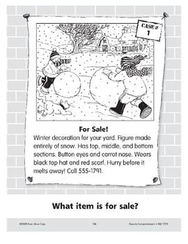 For Sale: A Snowman