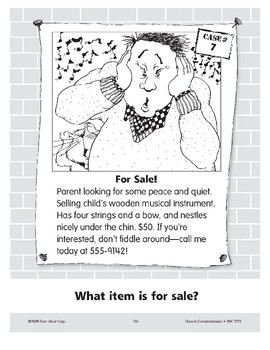 For Sale: A Violin