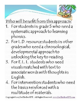 For The Best Understanding ReadyGEN Foundational Skills Grade 5