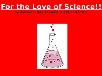 For The Love of Science!!!!