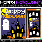 For This Is Halloween Bulletin Board, Door Decor, or Poster