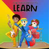 For Those About to Learn | Fun Educational Music for Kids