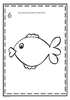 Number Book -Editable Version