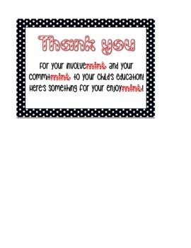 For Your Enjoymint!