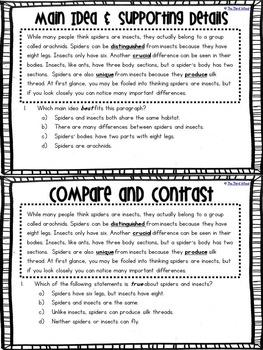 Science Comprehension