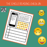 For any Novel: The Emoji Reading Check-In
