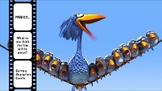 For the Birds (Short Film Comprehension Task)