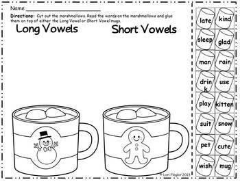 Gingerbread- Literacy & Math Printables