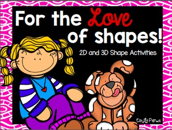 For the Love of Shapes!