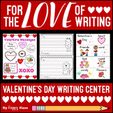 Valentine's Day Writing Center