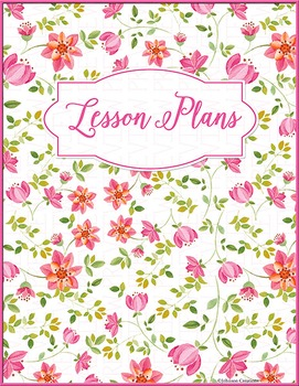 Foral Lesson Plans Book Coover II
