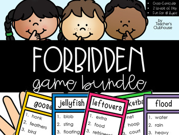 Forbidden Game Bundle