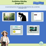 Forbidden Rhythm: In the Jungle Version(Half Note)For Use