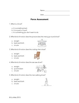 Force Assessment