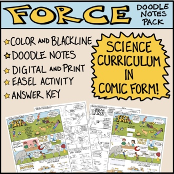 Force Comic